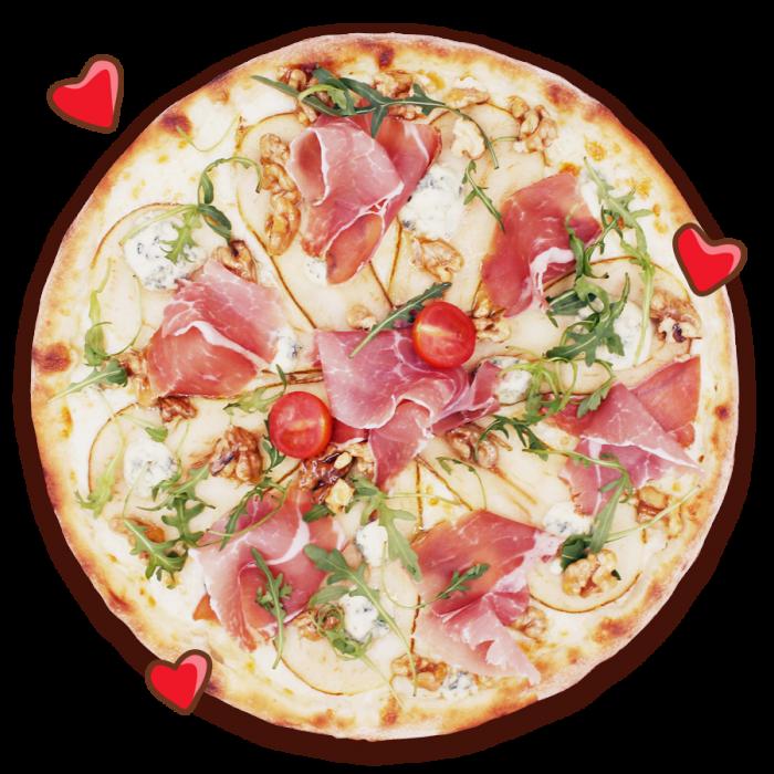 Пицца Лав Гурман