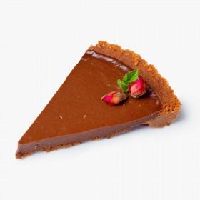 Шоколадний тарт