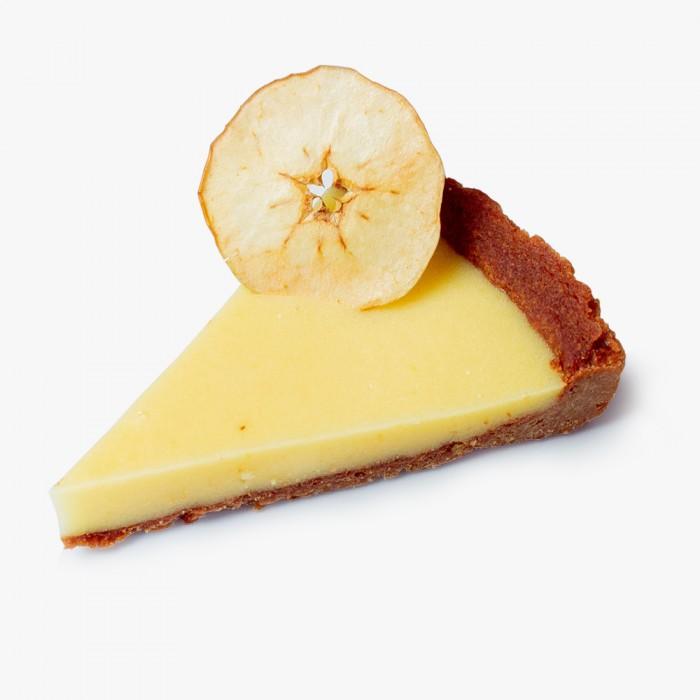 Лимонний тарт